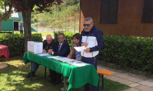 Rinnovati gli organi sociali del Tennis Club Roseto: Luigi Bianchini confermato presidente