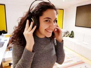 la voce solista Rachele Rosati