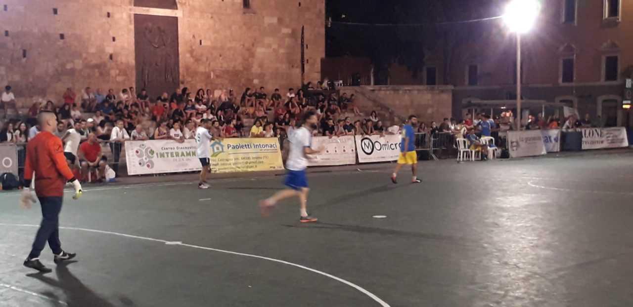 """19^ torneo di calcio a 5 """"Città di Teramo"""", conclusa la fase a gironi"""