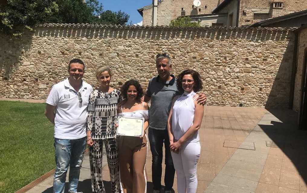 Fondazione Tercas, studentessa di Pineto vince borsa di studio grazie a bando Intercultura
