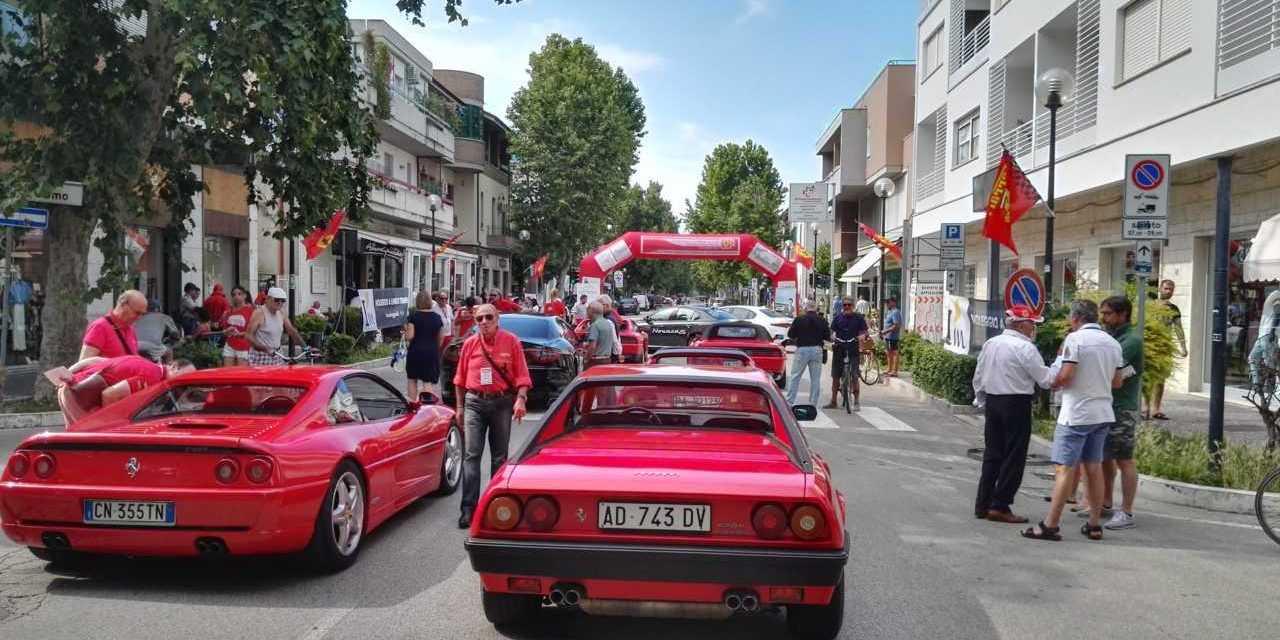 1° Gran Premio Città di Tortoreto: superato il numero di 50 auto iscritte