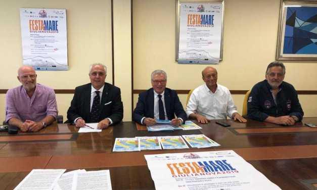 """VIDEO   Giulianova, torna nel week end  la """"Festa del Mare"""": un'occasione per presentare Assonautica, eventi navali e la promozione turistica del territorio"""