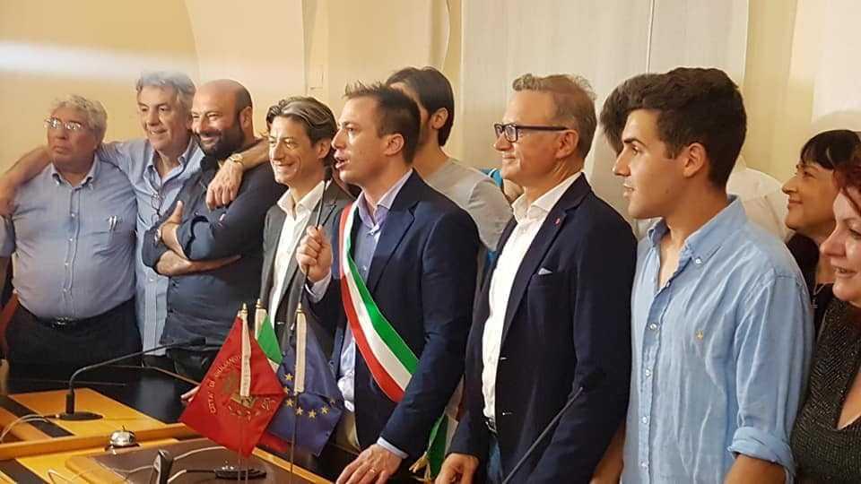 Giulianova, il neo Sindaco Jwan Costantini: riparto dai più deboli