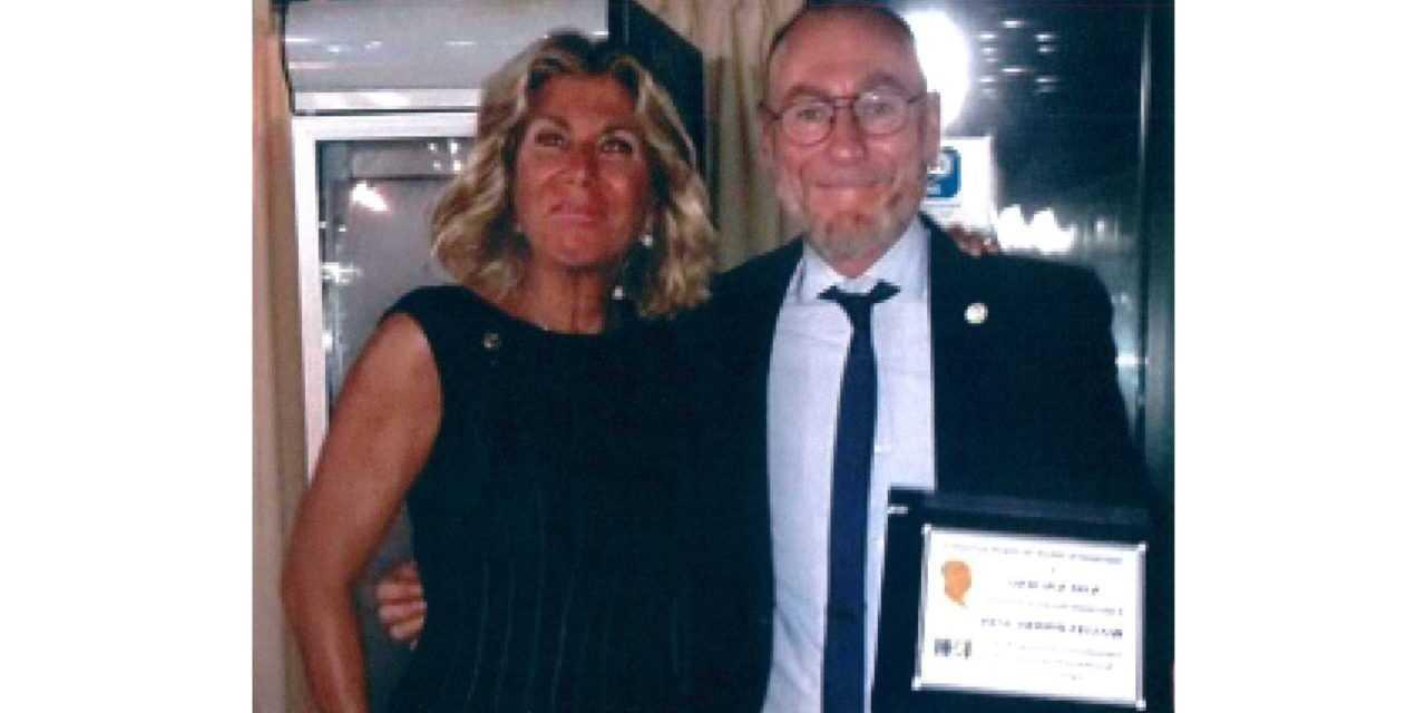 "Università D'Annunzio: a Gianluca Sala il prestigioso ""Paul Harris Fellow"" del Rotary Club International"