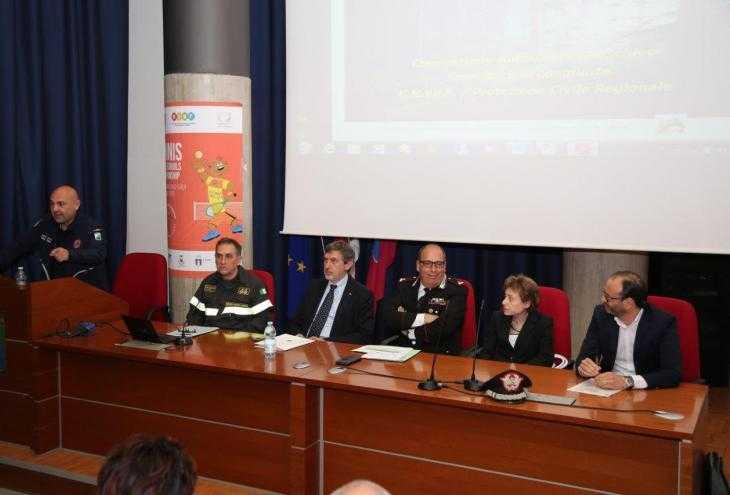 Piano incendi, un milione e 700.000 euro con 1000 volontari abilitati e 120 mezzi della Protezione civile