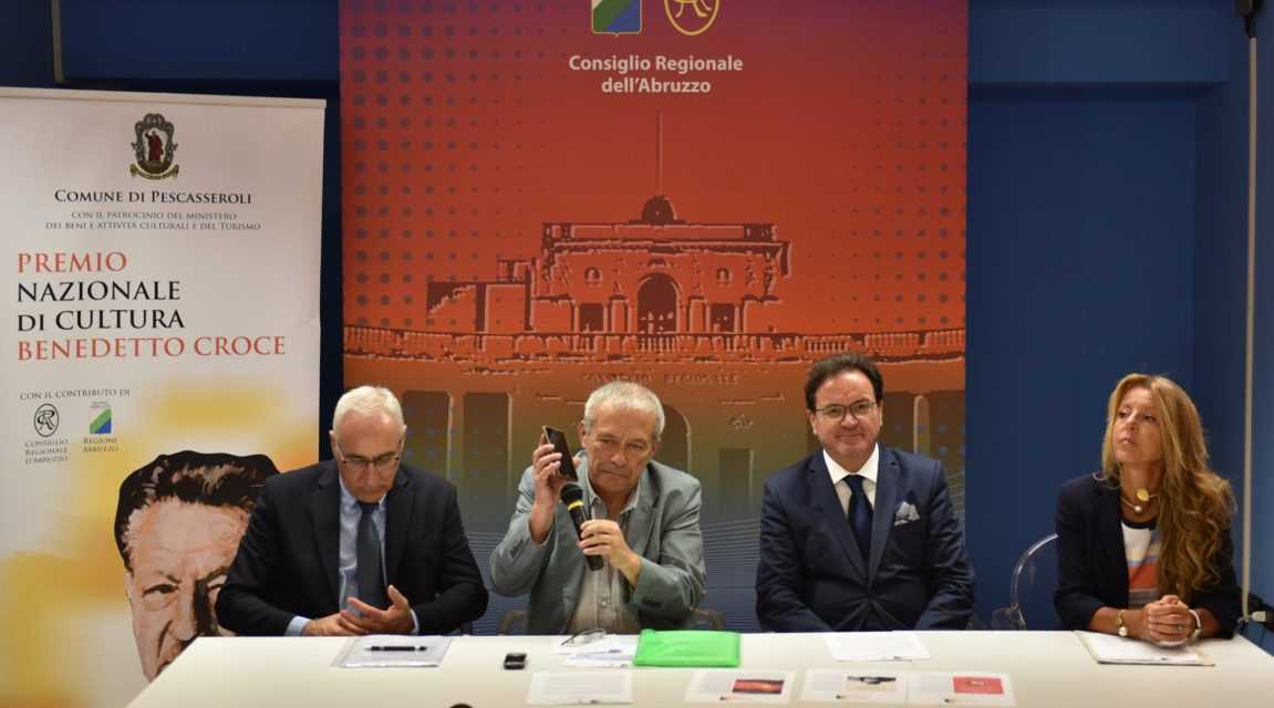 VIDEO | Presentato il Premio Benedetto Croce