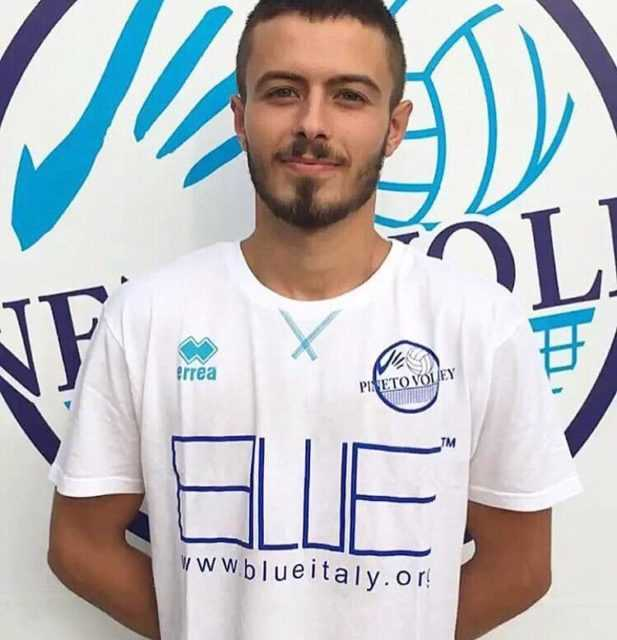 Pineto Volley, Giotto Tiraboschi ancora in biancoazzurro!