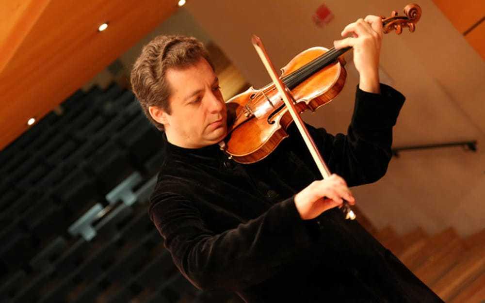 Castel Castagna, il noto violinista Pavel Berman protagonista dei Concerti delle Abbazie