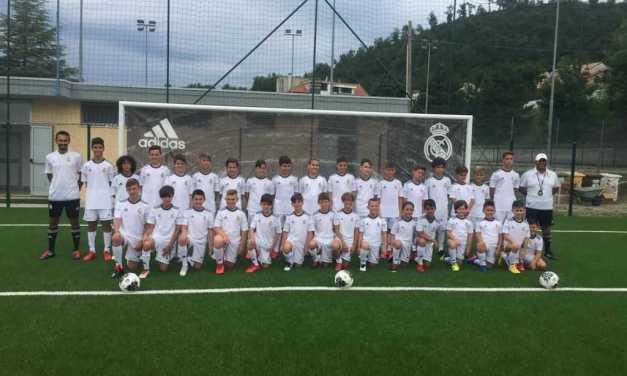 """Torricella Sicura, è la settimana del """"Camp Real Madrid"""" organizzato dalla scuola calcio Asd Torricella Sicura"""