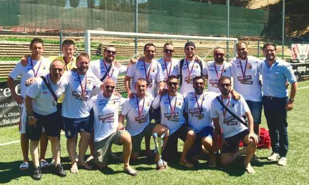 Calcio e Calcio a 7 Open: squadre teramane di bronzo ai campionati Csi
