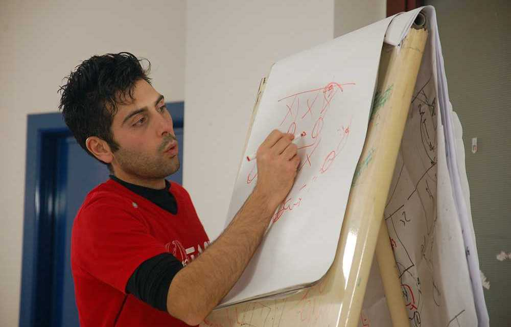 Scuola Pallacanestro TaSp Young: Nazzareno Taraschi è il nuovo coordinatore tecnico