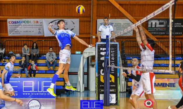 Volley, a Pineto c'è la conferma del centrale Antonio Picardo