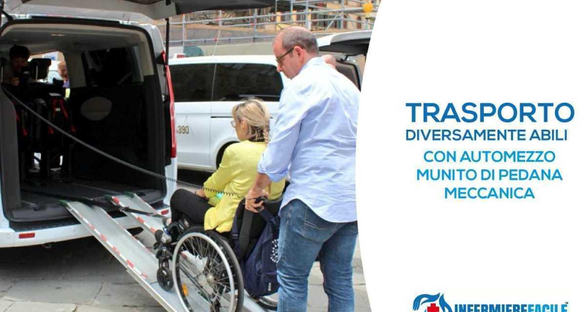 Infermiere Facile, un servizio taxi per anziani e disabili in provincia di Teramo