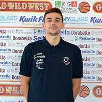 Basket B, in casa Teramo ingaggiato Mattia Melchiorri 22 anni ex Arechi Salerno