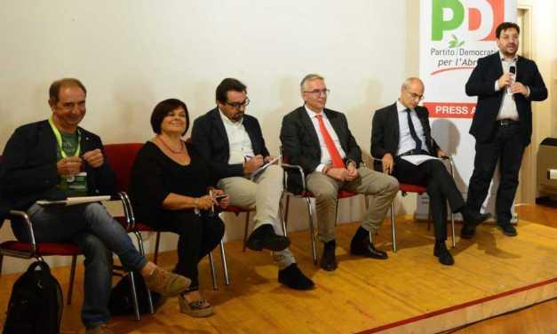 VIDEO | Assemblea Regionale PD, Fina: su ricostruzione e autonomia basta disattenzioni per l'Abruzzo