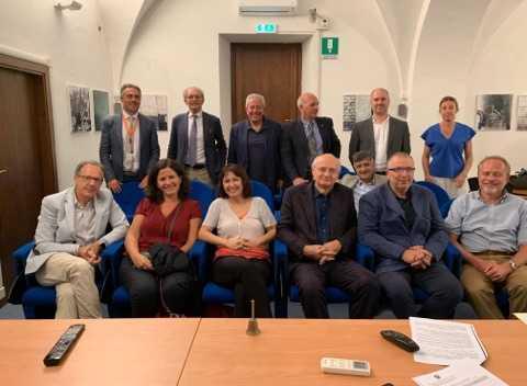 Ricostruzione, riunito ad Ascoli il Comitato Scientifico con il geologo Romolo Di Francesco: cambieremo le regole