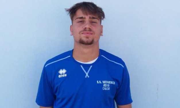 Serie D, S.N. Notaresco ingaggia l'attaccante ex Teramo Alessandro Faggioli