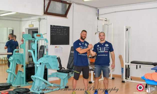 Volley, prima amichevole della Blueitaly Pineto contro la Sieco Impavida Ortona. Parola ai preparatori Marolla/Mongia.