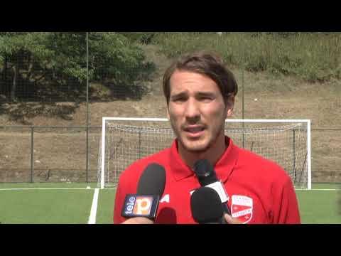 """VIDEO   Teramo calcio, Cristini: """"Con la Cavese gara fondamentale"""""""
