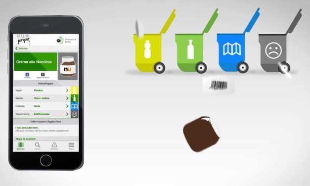 Raccolta differenziata, Silvi attiva l'app per il corretto smaltimento dei rifiuti