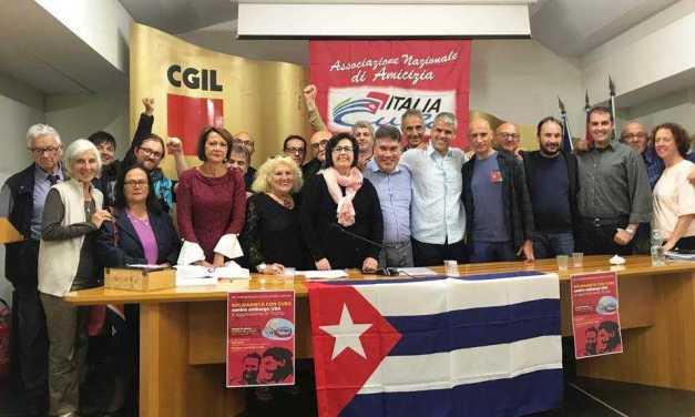Associazione Italia-Cuba, ricostituito il circolo in Abruzzo