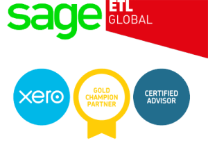 EKW Group partners ETL Global Sage Xero Accounting