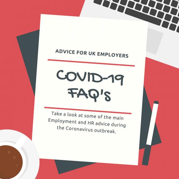 COVID-19 HR FAQs
