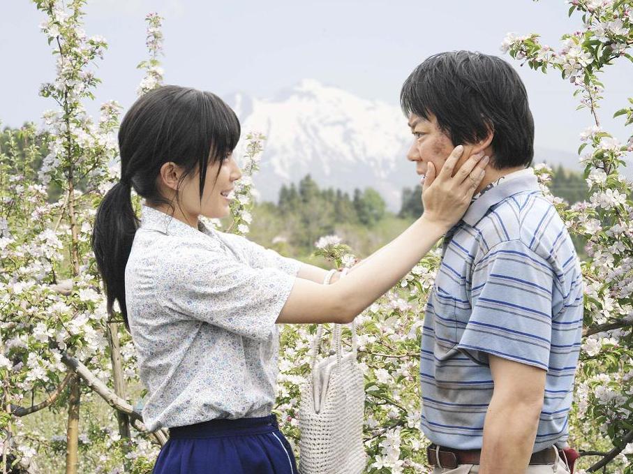 一宮千桃のスピリチュアル☆シネマプレビューPART.14 「奇跡のリンゴ」