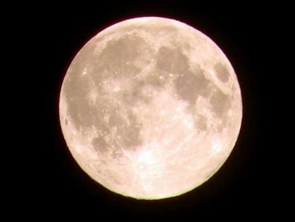 菅原千春の空を見上げて~2013年10月19日 - 牡羊座の満月~