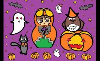 ハロウィン目前!~カボチャとお菓子のお話~