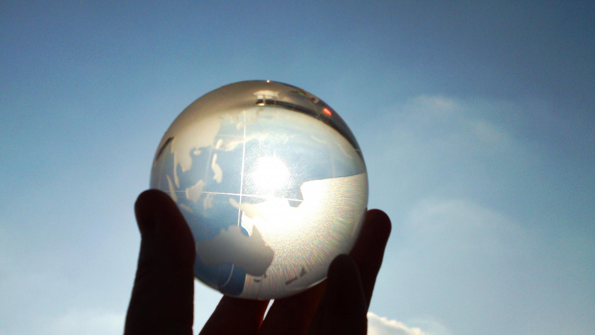 私たちの意識と伴に地球も変化していることを忘れてはいけない!