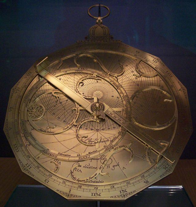 2000年以上前の占星術コンピューター<br>~アストロラーベ~