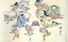 「鬼や妖怪が歩き回る日」~平安時代の貴族は「暦に書かれた吉凶によって行動する」ことが基本だった?!~