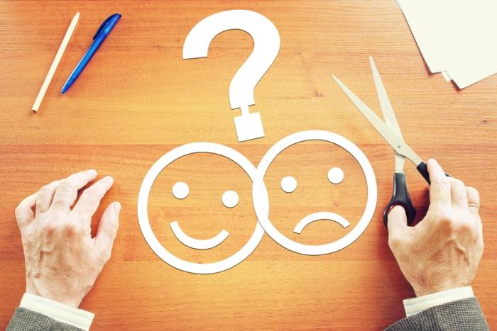 ココロセラピストの疑問!<br>「あなたは不幸なんですか?」