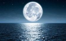 《2016年11月14日22時52分は、おうし座の満月です。》〜スーパームーン〜