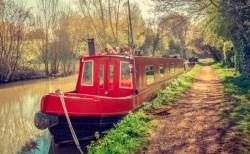 イギリスでナローボート暮らし。夫と運河で新婚生活Part.1