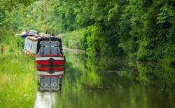 イギリスでナローボート暮らし。<br>夫と運河で新婚生活Part.4