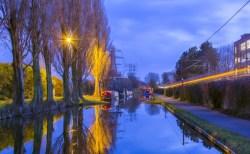 イギリスでナローボート暮らし。<br>夫と運河で新婚生活Part.5