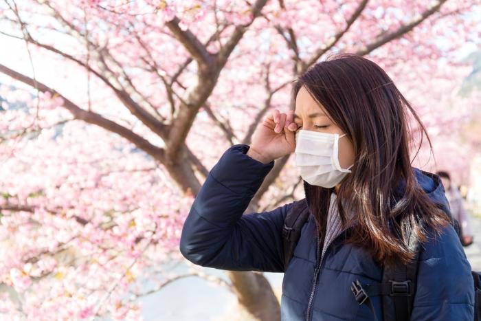 スピリチュアルな花粉症の意味とは?<br>~花粉症に効く気功法も紹介します‼︎~