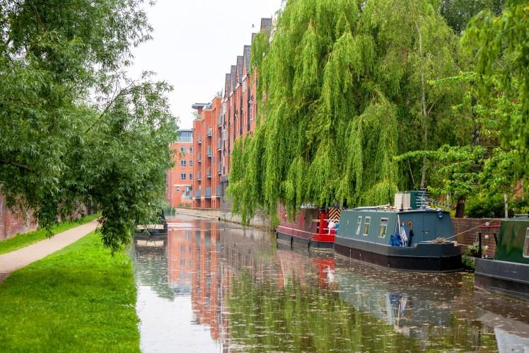 イギリスでナローボート暮らし。<br>夫と運河で新婚生活Part.3