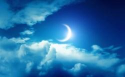 「2017/6/24 11:31 蟹座の新月」<br>〜蒼月紫野の「新月のお願い事」vol.49