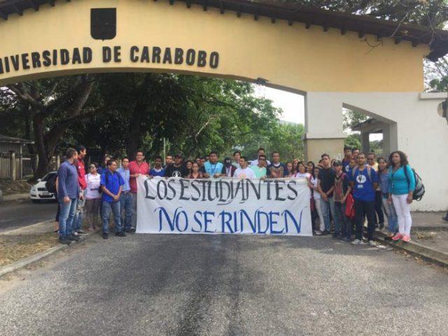FCU-UC y Movimiento Estudiantil carabobeño respaldan las elecciones municipales