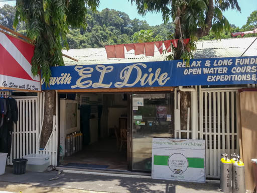 Centre de plongée El Dive à El Nido