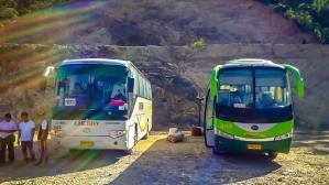 Cherry and Roro Buses Puerto Princesa El Nido