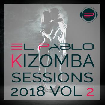 Album Cover Kizomba Sessions 2018 Vol. 2