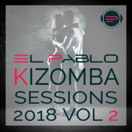 Album Cover Kizomba Sessions 2018 Vol. 2