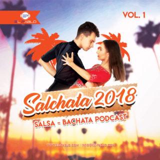 Album Cover Salchata 2018 Vol. 1
