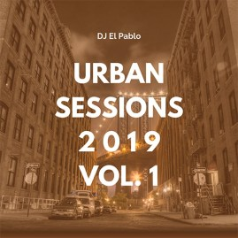 Album Cover Urban Sessions 2019 Vol. 1