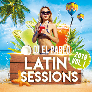 Album Cover Latin Sessions 2019 Vol. 1