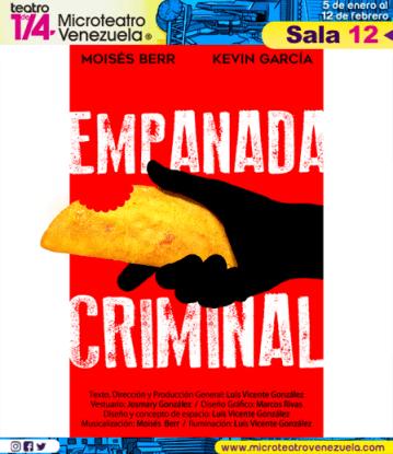 Empanada criminal